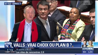 Manuel Valls à Barcelone: vrai choix ou plan B ?