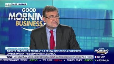 Ulysse Gosset : Arrivée massive de migrants à Ceuta, une crise à plusieurs dimensions entre l'Espagne et le Maroc - 21/05