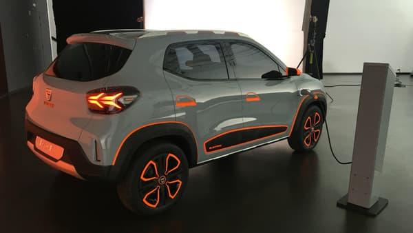 La Dacia Spring se base sur des modèles déjà commercialisés en Chine ou en Inde.
