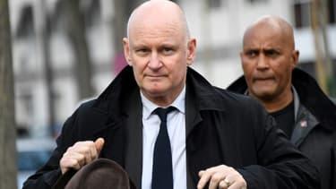 L'ancien élu Christophe Girard en avril 2019 à Paris
