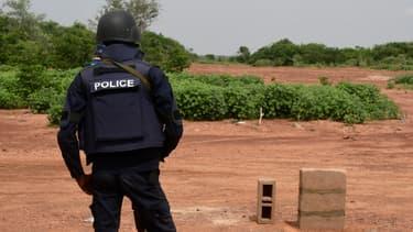 Un officier de police nigérien (illustration)