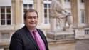 Pascal Cherki, député-maire du XIVe arrondissement.