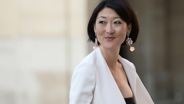 Fleur Pellerin, ministre de la Culture et de la Communication, le 8 juin 2015