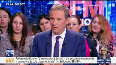 """Questions d'éco: """"L'Union européenne est nulle et vendue"""", Nicolas Dupont-Aignan"""