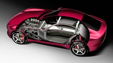 14 ans après la sortie de son dernier modèle, TVR dévoilera en septembre un nouveau coupé, qui devrait être équipé d'un moteur V8.