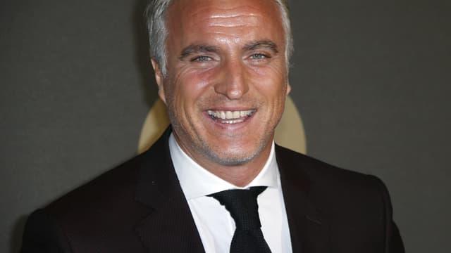 David Ginola candidat à la présidence de la FIFA