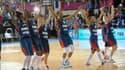 L'équipe de France de basket féminin, 2e de l'Euro