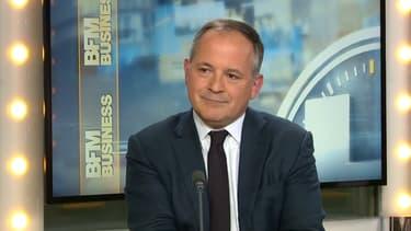 Benoît Coeuré, membre du directoire de la banque centrale européenne, était l'invité d'Hedwige Chevrillon et de Guillaume Paul dans l'Heure H.
