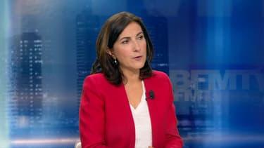Sandrine Mazetier, vice-présidente de l'Assemblée nationale sur BFMTV, le 29 octobre.