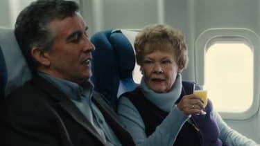 """Steve Coogan et Judi Dench interprètent les personnages principaux du nouveau film de Stephen Frears """"Philomena""""."""