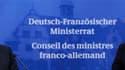 Angela Merkel et Nicolas Sarkozy, réunis vendredi à Fribourg, dans le sud-ouest de l'Allemagne, pour le 13e conseil des ministres franco-allemand, ont affiché sans surprise un front commun, à une semaine du Conseil européen de Bruxelles qui doit entériner