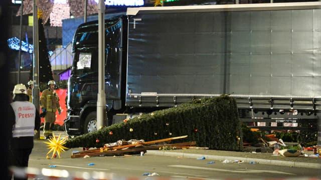 Le principal suspect de l'attentat de Berlin nie les faits.