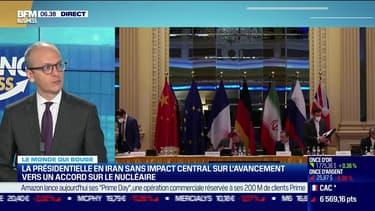 Benaouda Abdeddaïm : La présidentielle en Iran, sans impact central sur l'avancement vers un accord sur le nucléaire - 21/06