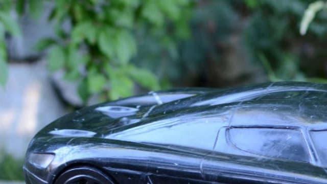 Kellen Silverthorn présente une série de supercars en marbre lors du concours d'élégance de Pebble Beach ce week-end.