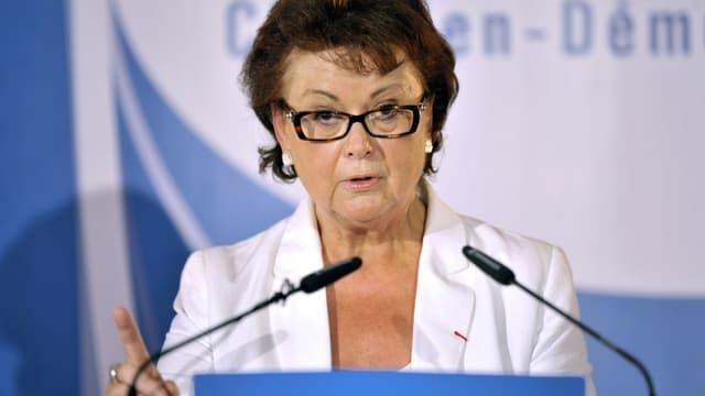 Christine Boutin n'a vendu que 38 exemplaires de son ouvrage intitulé Qu'est-ce que le parti chrétien-démocrate?