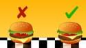 Où placer le fromage dans un hamburger? Sur ses émoticônes, Google le plaçait tout en bas, contrairement à Apple, Microsoft ou Samsung. Il a décidé d'en changer.