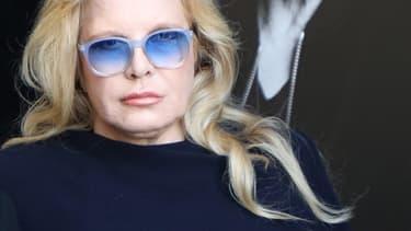 Sylvie Vartan le 9 décembre 2017 lors de l'hommage à Johnny