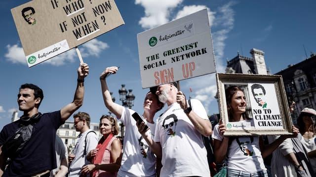 La marche pour le climat entraînera des restrictions de circulation dans la capitale