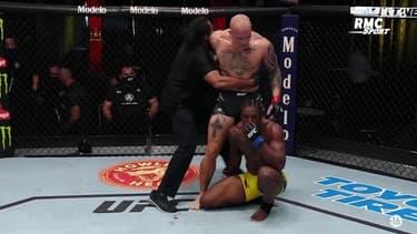 UFC : Smith déroule face à Spann puis s'accroche avec lui