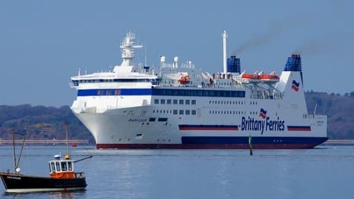 La compagnie bretonne Brittany Ferries va commander un premier navire au gaz naturel liquéfié.
