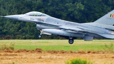 Six F-16 belges se sont joints à la coalition anti-jihadiste, et ont déployés vendredi 26 septembre en Jordanie pour intervenir dès samedi.