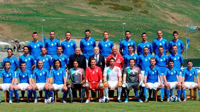 L'équipe d'Italie