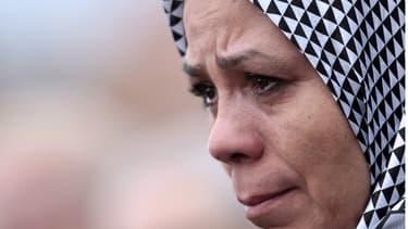 Latifa Ibn Ziaten, mère du parachutiste tué par Mohamed Merah, appelle à combattre le terrorisme.