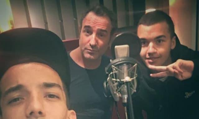 Bigflo, Oli et Jean Dujardin