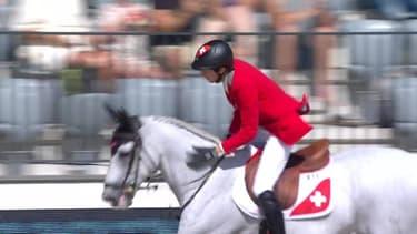 Équitation : Martin Fuchs champion d'Europe de saut d'obstacles
