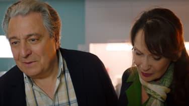 """Christian Clavier et Chantal Lauby dans """"Qu'est-ce qu'on a encore fait au bon Dieu?"""""""