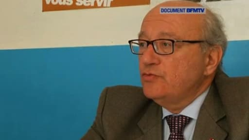 Daniel Canepa, au micro de BFMTV.