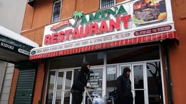 Le restaurant de Nafissatou Diallo, dans le bronx à New York