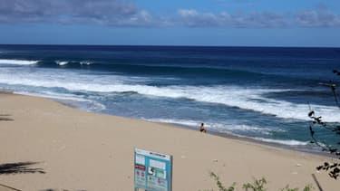 Une plage sur l'île de la Réunion (photo d'illustration)
