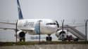 Un Airbus A-320 de la compagnie EgyptAir, reliant Alexandrie au Caire, a été détourné sur Chypre par un pirate de l'air, mardi 29 mars.