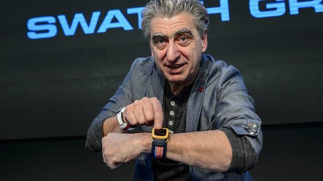 Nick Hayek, le patron de Swatch