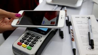 Le système de paiement mobile Alipay est très populaire en Chine.