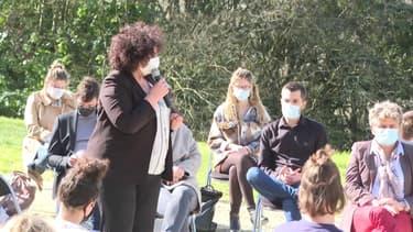"""Frédérique Vidal annonce que les protections périodiques seront """"entièrement gratuites"""" pour les étudiantes à la rentrée prochaine"""