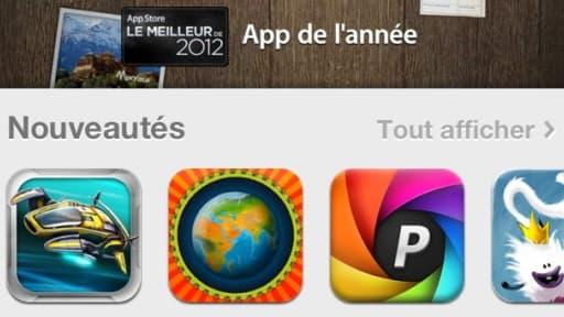 40 milliards d'applications téléchargées sur l'App Store