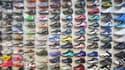 Certaines de ces chaussures peuvent être atteindre plusieurs dizaines de milliers de dollars.