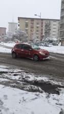 Haut-Rhin: Colmar sous la neige - Témoins BFMTV