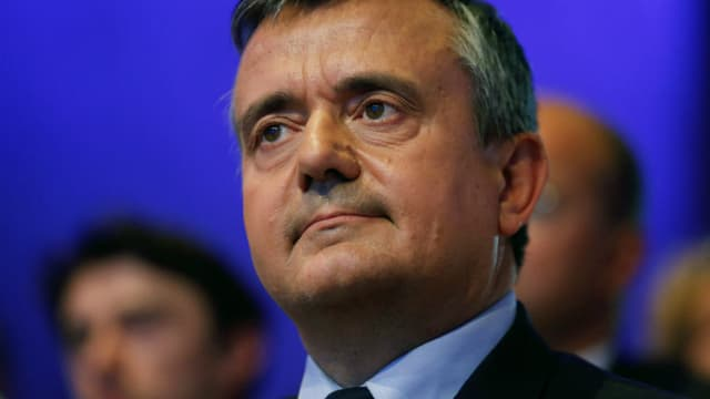 Yves Jégo, premier vice-président de l'UDI, soutient François Fillon à l'élection présidentielle.