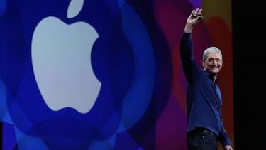 À quelques jours de la WWDC, Tim Cook rappelle que l'AppStore n'a pas fait seulement la fortune d'Apple. Le magasin d'applis a rapporté 70 milliards de dollars aux développeurs.