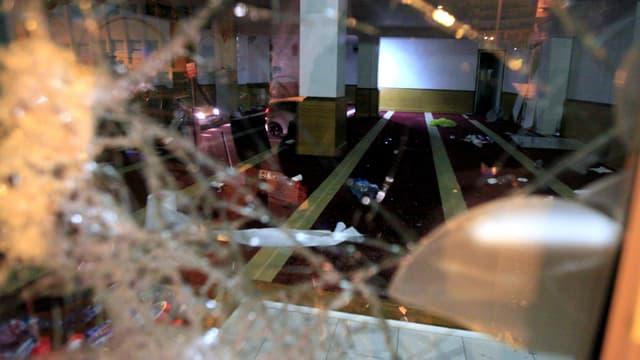 La salle de prière musulmane à Ajaccio a été saccagée le 25 décembre dernier.