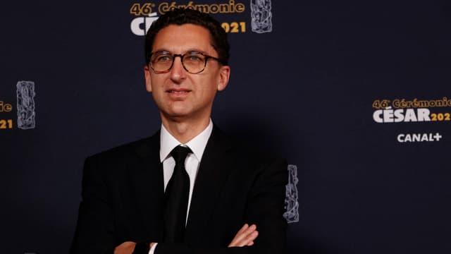 Maxime Saada, président du directoire de Canal+