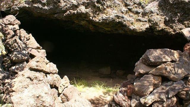 La caverne des Lataniers à la Réunion (photo d'illustration)