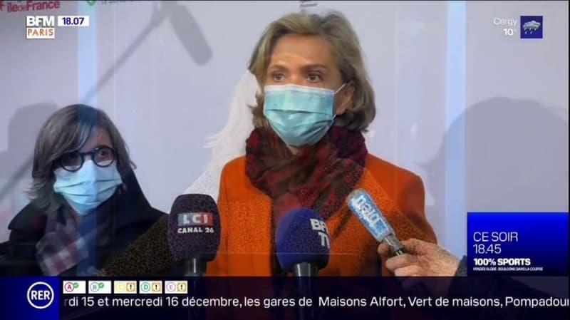 Inauguration du prolongement de la ligne 14 jusqu'à Saint-Ouen: