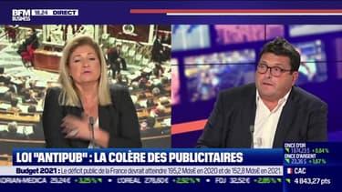 """Laurent Habib (Babel) : La colère des publicitaires contre la loi """"antipub"""" - 28/09"""