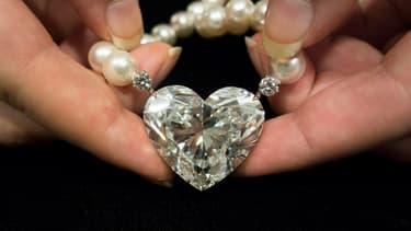 """Ce diamant est appelé """"La Légende"""""""