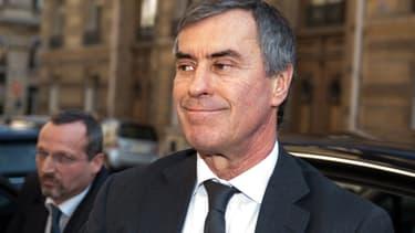 L'ex ministre du Budget, Jérôme Cahuzac.