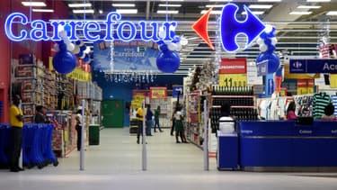 Carrefour enregistre une hausse comparable de son chiffre d'affaires au 1er trimestre